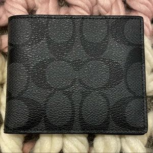 Coach Men's ID wallet